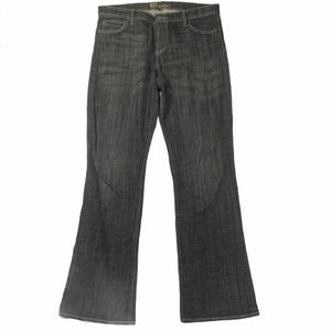 Kut From The Kloth Jeans Flare DarkWash Distressed